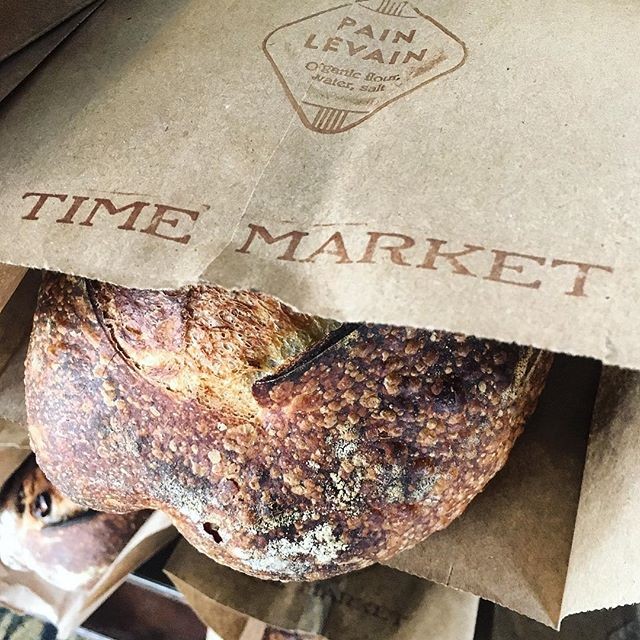 When all else fails, go back to the basics.  #bread #craft #market #foodie #real